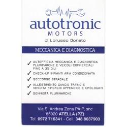 Autofficina Meccanica Autotronic Motors di Lorusso Donato - Soccorso stradale con servizio carroattrezzi 24/h